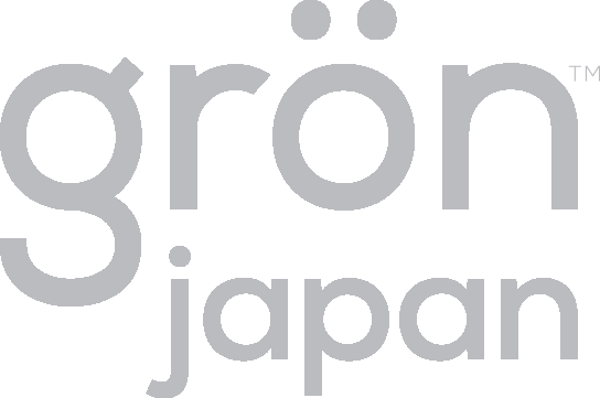 Grön JAPAN